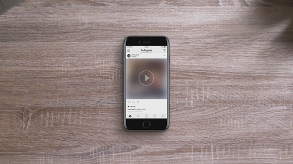 Instagram Video Smartphone Opener