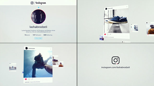 Instagram Slideshow