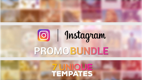 Instagram Promo Bundle