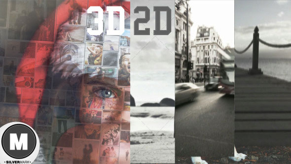 2/3D Photo Slideshow Bundle