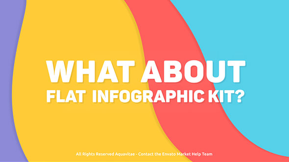 Flat Infographics Toolkit