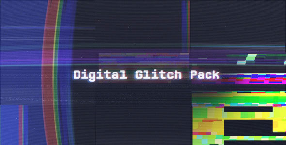 Digital Glitch Pack