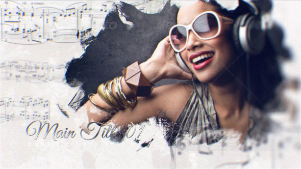 25 Cool Music Video After Effects Templates | AE | iDesignow