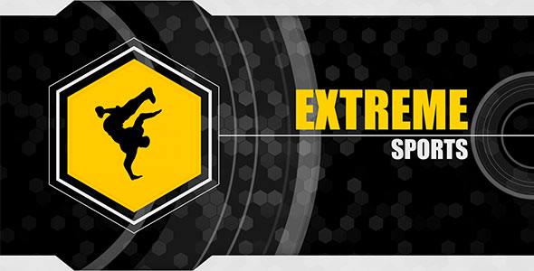 Extreme Sports (Broadcast Pack)