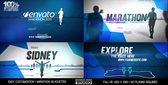 Your Marathon Broadcast Design
