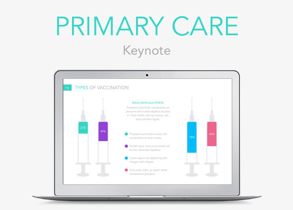 Primary Care Keynote Template