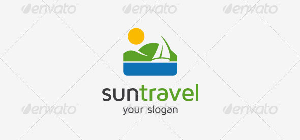 Sun Travel Logo