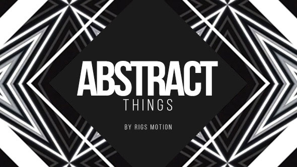 Abstract Things // Fashion Opener