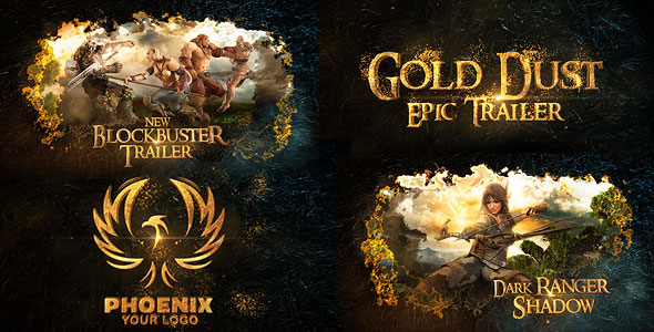 Gold Dust Epic Trailer