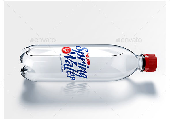 Water Bottle Mock-up v.3
