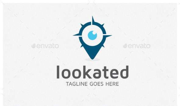 Lookated Logo Template
