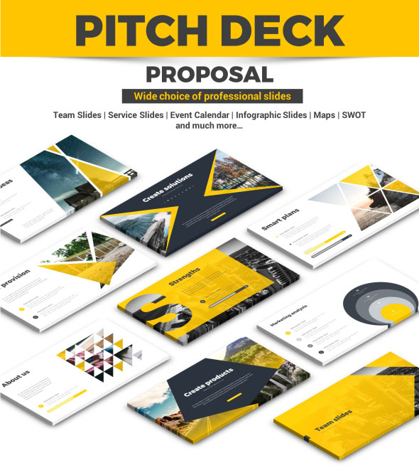 Pitch Deck Proposal