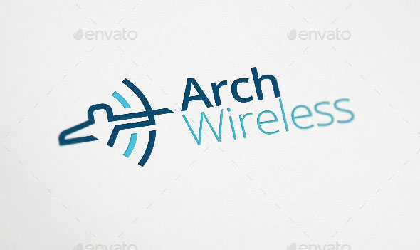 Arch Wireless Logo