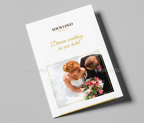 Brochure – Hotel for Wedding Bi-Fold