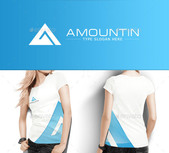 Amountin - Logo Template