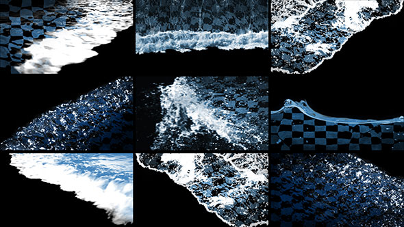 Water Transitions