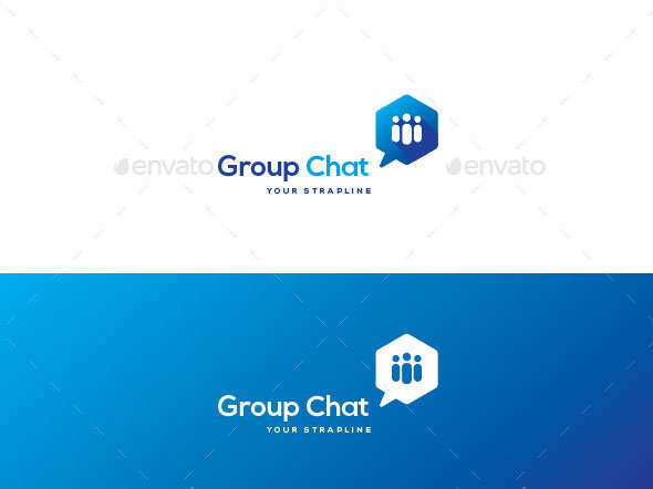 Group Chat Logo