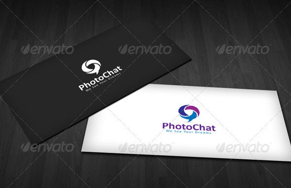 Photo Chat Logo